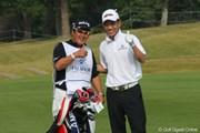 2011年 富士フイルムシニアチャンピオンシップ 2日目 キム・ジョンドク