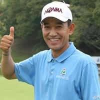 賞金王タイトルを獲得したキム・ジョンドクは、来季は国内シニアツアー、韓国のレギュラーツアーを中心に出場する 2011年 富士フイルムシニアチャンピオンシップ 最終日 キム・ジョンドク