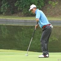 「今週は調子が良かった」と単独2位でフィニッシュしたキム・ジョンドク 2011年 富士フイルムシニアチャンピオンシップ 最終日 キム・ジョンドク