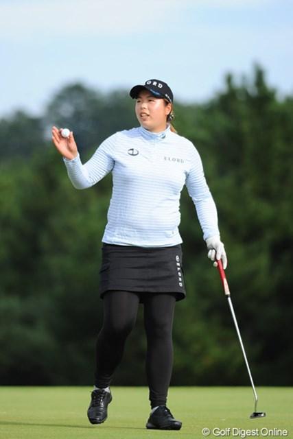 さすがは中国4千年の歴史が生んだゴルファーや!メッチャ強いです。68、67、65って・・・。最後の最後までモモチを苦しめました。2位