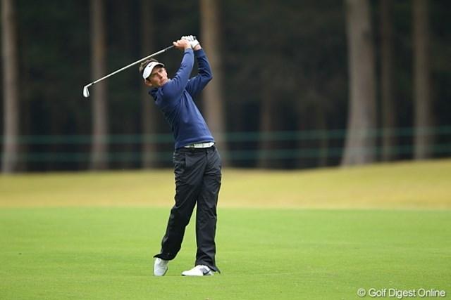 マスターズ王者のチャール・シュワルツェルは7年ぶりの日本ツアーでもいきなり実力を発揮