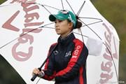 2011年 伊藤園レディスゴルフトーナメント 初日 上田桃子