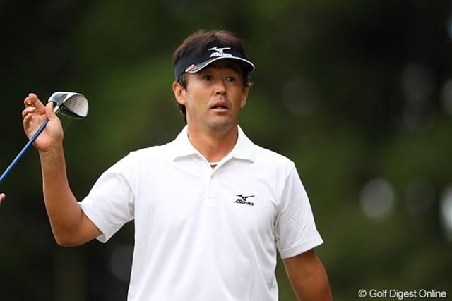 2011年 三井住友VISA太平洋マスターズ 3日目 鈴木亨 鈴木亨は第2ラウンドも危なげないプレーを続けて今季初勝利へ王手