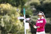 2011年 伊藤園レディスゴルフトーナメント 2日目 藤本麻子