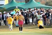 2011年 伊藤園レディスゴルフトーナメント 最終日 横峯さくら