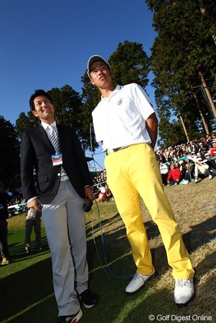 松山君、ガタイがでかいから迫力あるな。
