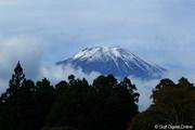 2011年 三井住友VISA太平洋マスターズ 最終日 富士山