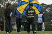 2011年 ザ・プレジデンツカップ 3日目 石川遼&キム・キョンテ
