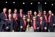 2011年 ザ・プレジデンツカップ 最終日 米国選抜