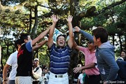 2011年 ダンロップフェニックストーナメント 最終日 武藤俊憲