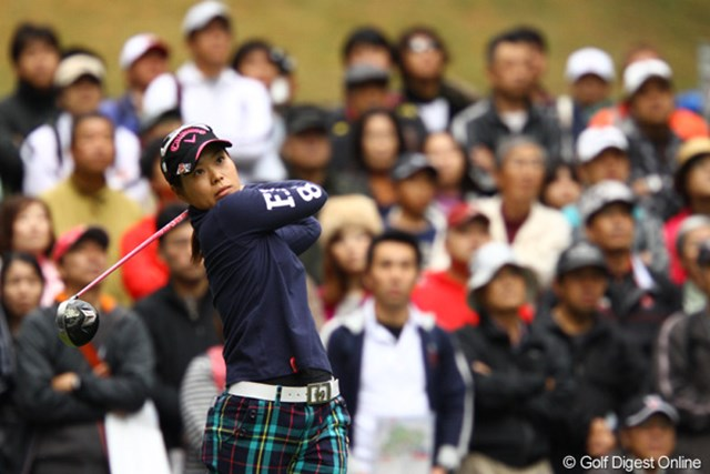 27歳にして初シード、本当におめでとう!日本女子オープンでの活躍が大きかったですね。