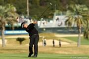 2011年 カシオワールドオープンゴルフトーナメント 初日 宮瀬博文