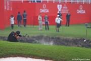 2011年 オメガミッションヒルズワールドカップ 2日目 池田勇太