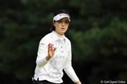 2011年 LPGAツアーチャンピオンシップリコーカップ 3日目 全美貞