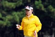 2011年 LPGAツアーチャンピオンシップリコーカップ 3日目 不動裕理