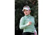 2011年 LPGAツアーチャンピオンシップリコーカップ 3日目 有村智恵