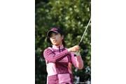2011年 LPGAツアーチャンピオンシップリコーカップ 3日目 笠りつ子