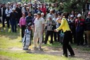 2011年 LPGAツアーチャンピオンシップリコーカップ 3日目 大山志保