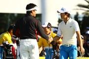 2011年 カシオワールドオープンゴルフトーナメント 3日目 武藤俊憲&石川遼