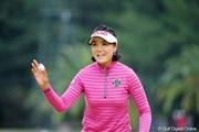 2011年 LPGAツアーチャンピオンシップリコーカップ 最終日 ジョン・ミジョン
