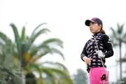 2011年 LPGAツアーチャンピオンシップリコーカップ 最終日 笠りつ子