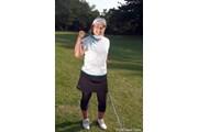 2011年 LPGAツアーチャンピオンシップリコーカップ 最終日 馬場ゆかり