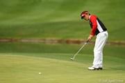 2011年 カシオワールドオープンゴルフトーナメント 最終日 上田諭尉
