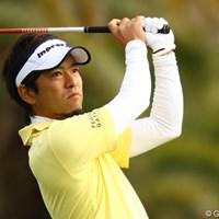 日本オープンでの活躍が大きかったですね。賞金ランキング66位で初シードです。 2011年 カシオワールドオープンゴルフトーナメント 最終日 河瀬賢史