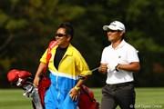 2011年 カシオワールドオープンゴルフトーナメント 最終日 宮里優作