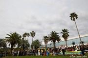 2011年 カシオワールドオープンゴルフトーナメント 最終日 最終組10番ホール