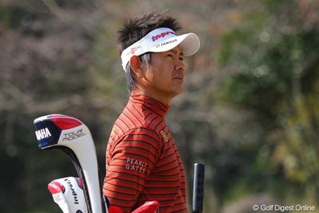 昨年王者の藤田寛之。苦しみぬいたシーズンの締めくくりは?
