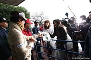 2011年 ゴルフ日本シリーズJTカップ 3日目 石川遼