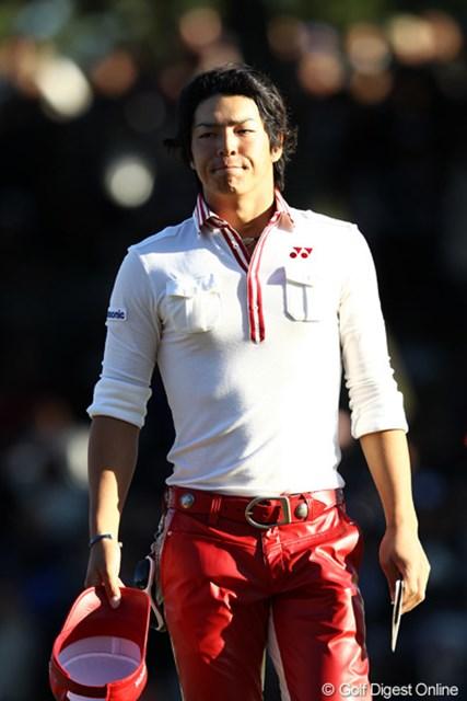 """勝負どころで苦しんできた今シーズン。最後まで""""惜しい""""戦いが続いた。それでも石川遼は歩みを止めない"""