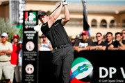 2011年 ドバイ・ワールドチャンピオンシップ 3日目 ルーク・ドナルド