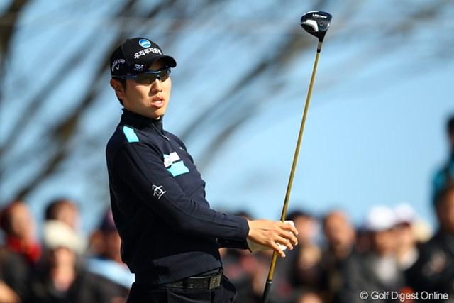日本の賞金王は来年アメリカに渡る。