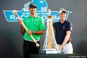 2011年 ドバイ・ワールドチャンピオンシップ 最終日 ルーク・ドナルド&アルバロ・キロス