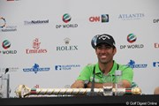 2011年 ドバイ・ワールドチャンピオンシップ 最終日 アルバロ・キロス