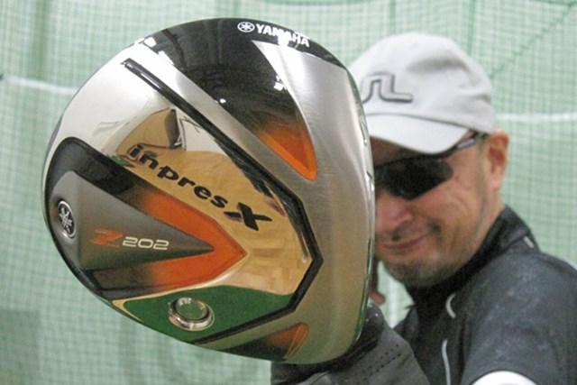 クラブアナリストのマーク金井が「ヤマハ インプレスX Z202 ドライバー」を試打レポート