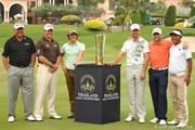 2011年 タイランド選手権 事前 ダレン・クラーク、リー・ウェストウッド、石川遼、チャール・シュワルツェル、セルヒオ・ガルシア、トンチャイ・ジェイディ