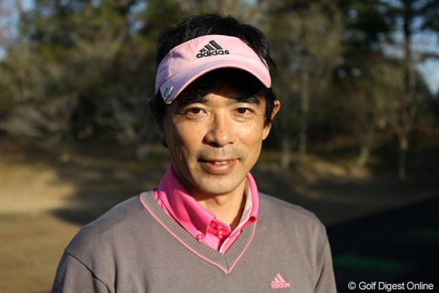 ホットリスト(3) 試打に参加したアマチュアの和田貴之さん。評価基準についての示唆があった