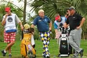 2011年 タイゴルフ選手権 2日目 ジョン・デーリー&ダレン・クラーク