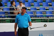 2011年 タイゴルフ選手権 3日目 ダレン・クラーク