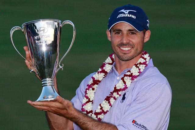 プレーオフを制し、昨年の開幕戦を勝利で飾ったJ.バード(Sam Greenwood/Getty Images)