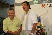 2012年 JGTOプレーヤーズラウンジ 杉原輝雄