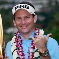 昨年は最終日の36ホール決戦をマーク・ウィルソン制した(Sam Greenwood /Getty Images) 2012年 ソニーオープンinハワイ 事前 マーク・ウィルソン