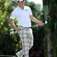ルーキーのコーリーも上位に浮上。今年目が離せない選手となりそうだ 2012年 ソニーオープンinハワイ 初日 バド・コーリー
