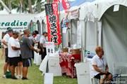 2012年 ソニーオープンinハワイ 3日目 ギャラリープラザ