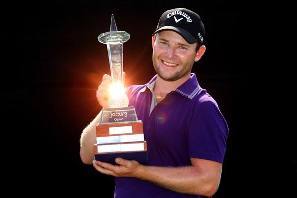 B.グレースが地元南アフリカでツアー初優勝