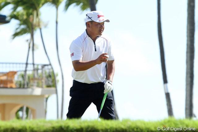 日本勢ただ1人最終ラウンドに残った小田孔明は、59位タイで4日間の戦いを終えた