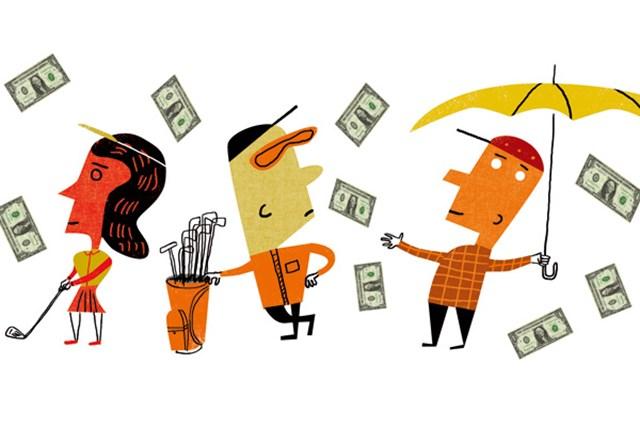 世界的な経済不況が続く中でも、超一流の選手たちは莫大な収入をキープしている(GW)